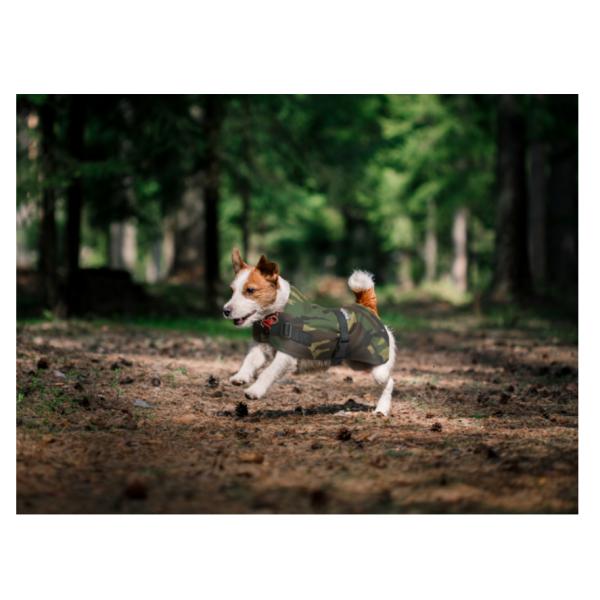 Flecta Dog Jacket Camo