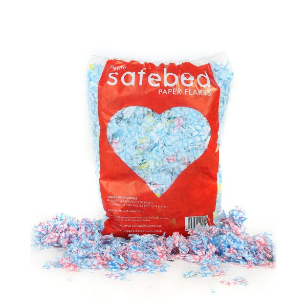 Safebed Paper Flakes Sachet
