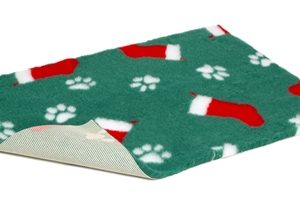 Non slip dog bedding