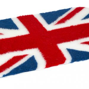 Non-Slip Vetbed - Union Jack