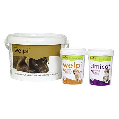 Welpi & Cimicat