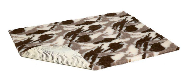 Non-Slip Vetbed - Camouflage - Desert