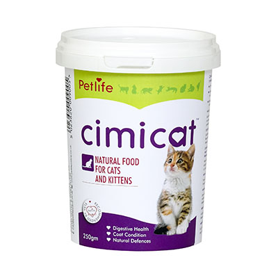 Cimicat 250gm, Milk for kittens