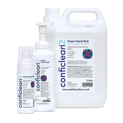 Conficlean2 Foam Hand Rub