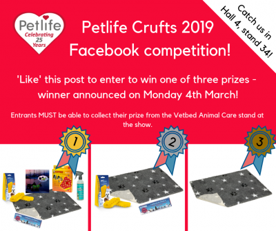 PL Crufts 2019 FB competition