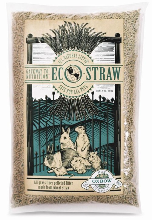 Eco Straw bedding