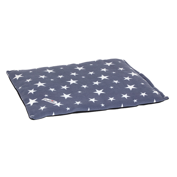 Petlife Flectabed Grey with White Stars