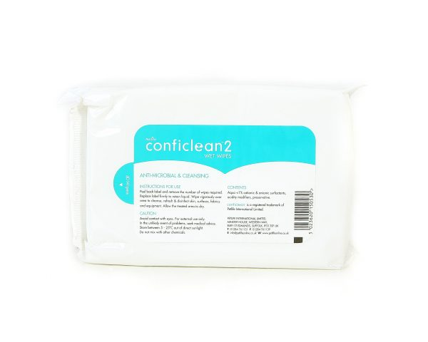 Conficlean 2 Wipes