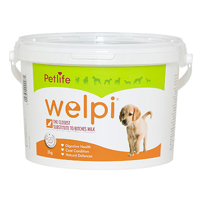 Welpi Milk Replacer for puppies