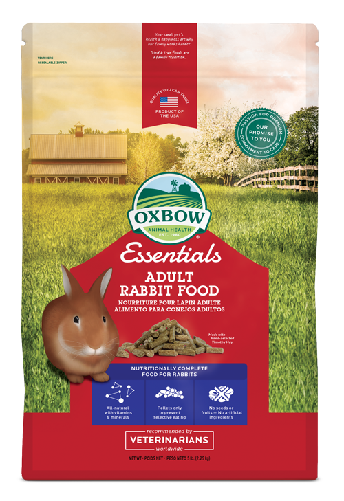 Essentials Adult Rabbit Food