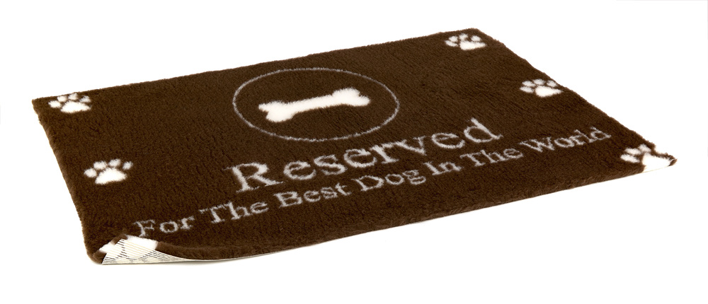 Vetbed Reserved for the best dog in the world