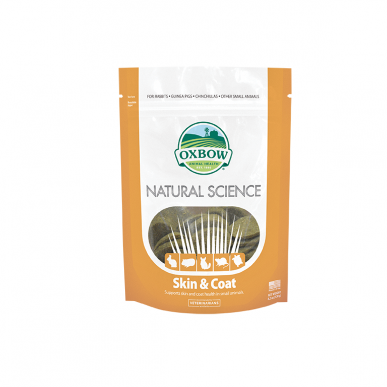 Natural Science Skin and Coat
