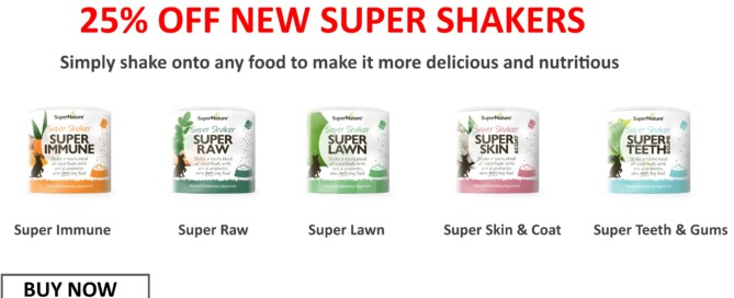 Petlife Super Shakers offer