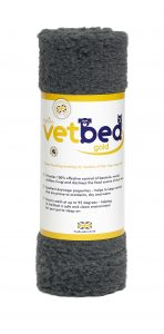 Vetbed Gold 2620 charcoal